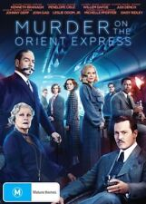 MURDER On The ORIENT EXPRESS : NEW DVD