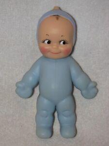 """7"""" Vinyl Cameo Blue Ragsy Kewpie Doll 1963"""