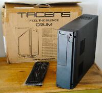 Boitier d'ordinateur TACENS ORUM pour ordinateur de bureau micro ATX NEUF
