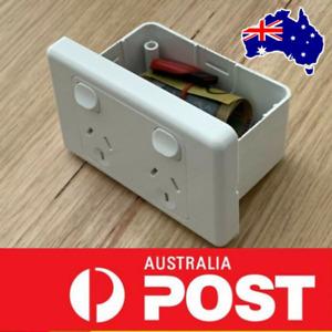 Australian made hidden power point safe stash can
