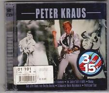 PETER KRAUS - Grosse Erfloge 2CD NEW! RARE!