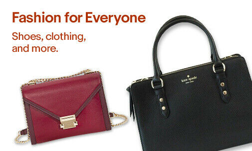 Fashion for Everyone | Shoes, clothing and more.