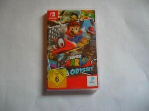 Nintendo Switch Spiel Super Mario  Odyssey