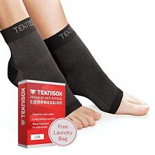 Teknisox Compression Foot Pain Relief Plantar Fasciitis - B-STOCK Clearance