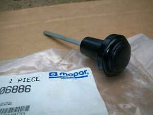 NOS MoPar 1984-1996 Jeep Comanche Cherokee Headlight Switch Knob