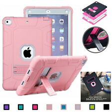 Kids Tough Case For iPad Mini 2 3 4 5th 6th Gen Air3 10.5 Shockproof Stand Cover