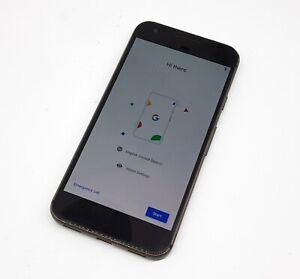 "Google Pixel G-2PW4200 32GB Quite Black Unlocked 5.0"" 4G LTE Smartphone"