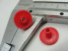 + Zahnräder für Panasonic Technics RDG5772ZC RDG5772ZA Zahnrad zwei Stücke +