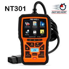 Foxwell NT301 Check Engine Light OBD2 Car Scanner