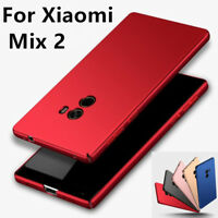 Luxury Ultra Thin Protective Case fr Xiaomi Mi Mix 2 2s Matte PC Hard Back Cover