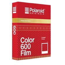 Película instantánea Polaroid Originales 600 Color Rojo Festivo Edición