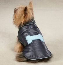 New listing Dog Coat Jacket Snow Puff Vest Pink Raspberry Blue Navy Casual Canine Small/Medi