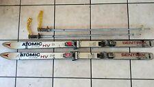 sentrek atomic hi-vitronic snow skis