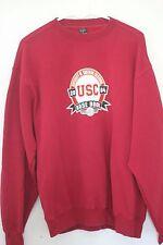 USC SWEATER ROSEBOWL CHAMPIONS 2004 MEN SZ L COTTON LOS ANGELES NCAA FOOTBALL