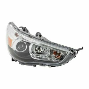 TYC NSF Right Side Headlight Assembly for Mitsubishi Outlander Sport 2011-2018