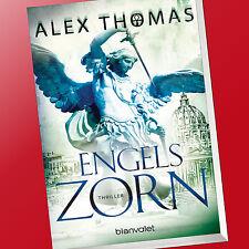 ALEX THOMAS   ENGELSZORN 1-4   Thriller (Buch)
