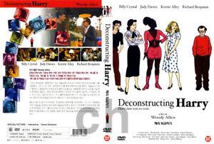 Deconstructing Harry (1997) - Woody Allen  DVD NEW