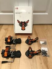 G3 Ion 12 Alpine Touring AT Pin Tech Bindings 130 mm brakes NEW