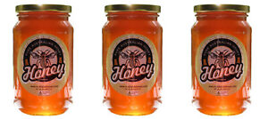 Pure Australian Honey, Delicious, Natural, Raw, Triple Pack, 3 *  500gms jar.