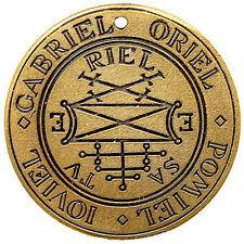 TALISMANO Magico cerchio Tetramorfa.PER INIZIARE vita misurata,ricca e fruttuosa