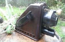 Vintage BAKELITE DUX EPISCOP PROJECTOR with instructions/box OLD WIRING