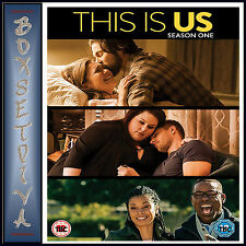 THIS IS US - COMPLETE SEASON ONE - FIRST SEASON *BRAND NEW DVD***