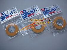 Tamiya SV 87033 6mm, 87034 10mm, 87035 18mm Masking Tape Refill Set