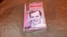 Pat Boone Singles Collection Cassette Mc..... New