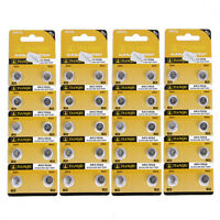 50x AG3 L736 G3 G3A V3GA V36A LR41 GP192 392 Button Coin Cell Alkaline Battery