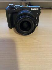 Canon EOS M6 24.2MP Digital Camera - Silver ( w/ EF-M 15-45mm Lens)...