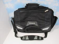Ogio Boss SS Black Large Messenger Bag Gaming Business Travel Tech Laptop EUC