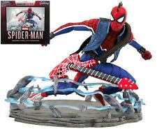 "MARVEL GALLERY SPIDER-MAN SPIDER PUNK PVC STATUE 6""/ca.17cm DIAMOND SELECT TOYS"