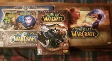 World of Warcraft - Collection Pack, Battle Chest, & Mists Of Pandaria Expan(PC)