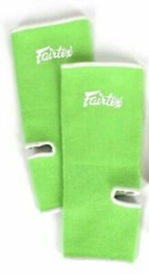 Fairtex Muay Thai Ankle Supports - AS1 - Poly/cotton blend