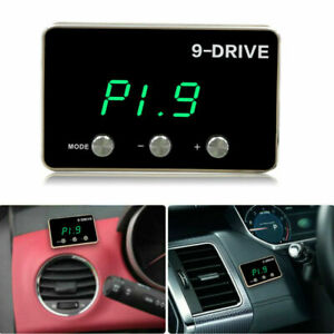 9-Mode Electronic Throttle Controller Booster Speed Up For LEXUS INFINITI MAZDA