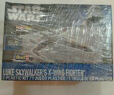Star Waars Luke Skywalker's X Wing Fighter Kit 102817-5 clo