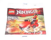 Lego ® Set Complet Polybag Ninjago Ninja Kai et son Jet Ski 30259 NEW