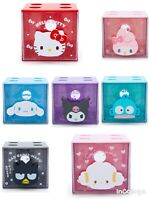 Hello Kitty / My Melody...Stacking chest (Face)  Sanrio Official Japan