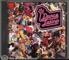 DANCE LATINO Los Lobos,Tito Puente,Gloria Estefan,Sergio Mendez,Santana