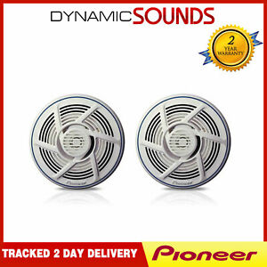 Pioneer TS-MR1640 - 16cm 2-Way Marine Audio Speakers Water Resistant