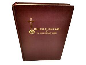 THE BOOK OF DISCIPLINE OF THE UNITED METHODIST CHURCH ~ 1968 ~ HC
