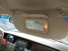 New OEM Sun Visor Lincoln Towncar 1990-1992 Town Car Left Crystal Blue