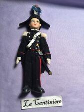 Ancien Poupée Figurine 20cm Napoléon - 050318-00