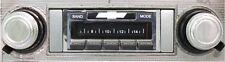 New 300 watt AM FM Stereo Radio & CD Player '66-67 Chevelle SS & Malibu iPod Aux