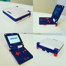 GBA SP AGS 101 CUSTOM MINT GAMEBOY ADVANCE NINTENDO BRIGHTER SCREEN