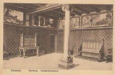 Eisenach Ansichtskarten aus Thüringen mit dem Thema Burg & Schloss