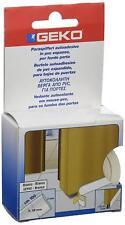 Burlete Adhesivo PVC Expandido 38x100cm Blanco Geko