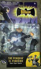 "VHTF NEW PENGUIN ACTION FIGURE ""THE BATMAN"" ANIMATED SERIES DC DIRECT RARE"