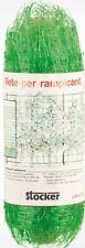 STOCKER -RETE RAMPICANTE - CONFEZIONE  da 50 x 2 mt. - VERDE n.2 conf