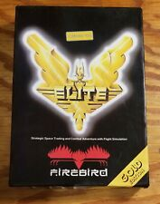 Elite Commodore 64 Firebird 1985 (Tested + Works) Floppy Disk